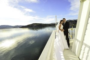Wedding in Akaroa