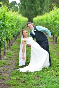 dip in the vineyard