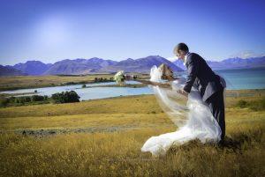 Beaut spot for a wedding photo