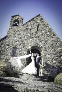 Tekapo wedding chapel