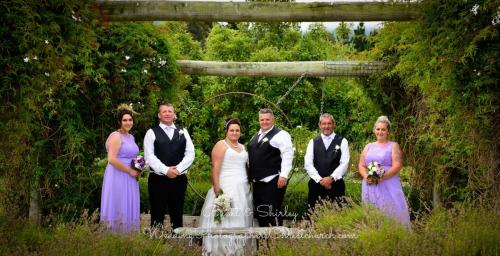 Kaikoura Wedding at Lavender farm